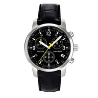 al por mayor zafiro suizo de cuarzo-T17 5 Reloj suizo original T17.1.526.52 del movimiento del modelo 100% Reloj suizo del cuarzo del deporte del CRONÓGRAFO de la manera de la marca de fábrica del reloj del cristal del zafiro Hombres