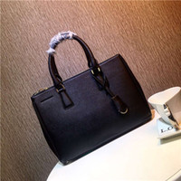 discount designer handbags - M142 Tote women handbag lady high quality brand designer luxury saffiano bag famous fashion promotional discount wholes