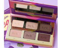 Wholesale 1pcs Tarte tartelette tease clay palette shimmer Glitter palette By Tarte High Performance Naturals