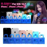 Wholesale Unlock Card R SIM R SIM RSIM11 r sim11 rsim for iphone plus ios ios7 x CDMA GSM WCDMA SB SPRINT G G hot