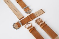 Wholesale Watchband for Original Elephone W2 Genuine Leather Watch Strap Bracelet Wristband for Elephone W2 Smartwatch