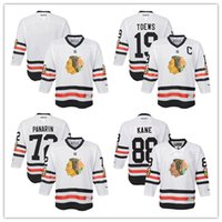 Wholesale Youth Kids Winter Classic Premier Jersey Blank Jonathan Toews Corey Crawford Artemi Panarin Patrick Kane Chicago Blackhawks