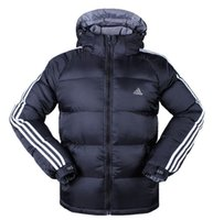 Wholesale Fashion Casual winter jacket men Coat Women and men Can dress both front and back size