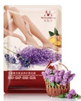 Wholesale The high quality BEAUTY JOAN GINGER lavender nourish care enough film delicate care water embellish feet