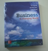 Wholesale Business A Changing World th Edition Text books for students Christmas Gift Stock Ready to Ship