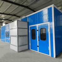 Wholesale Standard Spraybooths Furniture Spray Booth For Sale Factroy Supply