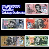 australia crafts - Australia Learning Banknotes Commemorative Arts Gifts AUD Bank Staff Training Collect Banknotes Home Arts Crafts