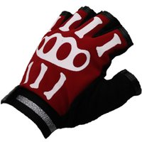 Wholesale The latest fashion outdoor cloth sunscreen dry half finger sport gloves cycling gloves cool head