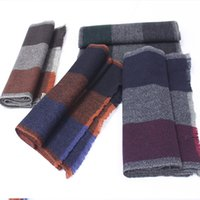 Wholesale wholesales freeshipping pure wool scarves tartan scarves for man