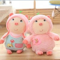 animal farm pigs - New Arrival Cute Pink Plush Pig Lovers Toys Sold In Pairs Best Gift For Valentine s Gifts
