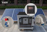 Wholesale Model Y200 kw V high quality household appliances Small and Portable Solar Power Generator