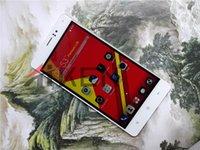 Compra Huawei-DHL libre P9 más los teléfonos celulares del patio del patio 6.0inch androide 6.1 MTK6580 teléfono elegante con la tienda del juego 3G WCDMA WiFi, GPS PK <b>HuaWei</b> S7 borde i7 más