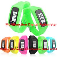 Cheap Pedometers Digital Pedometer Best 45mm Multifunctional Calorie Counter Smart Watch
