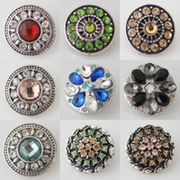 Wholesale OEM ODM Hot Sale mm Snaps Button Fit Ginger Snaps Jewelry Some Design To Choose From Partnerbeads KB7071