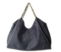 Sacs messenger denim pour femmes Prix-Livraison Gratuite Jean Denim Mesdames Sac à Main Femmes Big Hobo Sac À Main Shopper Tote Grand Messenger Cross Body Shoulder Bag