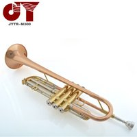 Wholesale Advanced trumpet bocal boquilla trompeta trompete mute JINYIN B Flat Bb trompette mouthpiece for trumpet Brass instrument