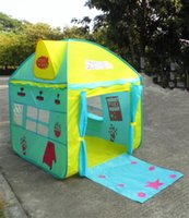 Wholesale Children Tent tent for children Baby play house toys Play House tent for kids awning Indoor and outdoor ocean ball pool