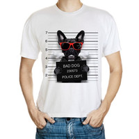 Wholesale 2017 New men t shirt fashion Cool White hip pop funny cotton t shirt summer tee shirt homme men s