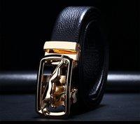 belt buckles online - 2016 hot hot style leopard jumping cheetahs alloy leather business casual dress pants suit belt shiny leather belt Online fashion belt