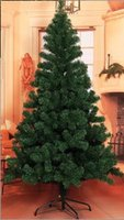 Wholesale Christmas decorations m such as height pvc bare light green ordinary Christmas trees