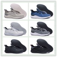 Cotton Fabric alpha boxes - Hot Sale Alphabounce EM Boost Running Shoes Alpha bounce Sports Trainer Sneakers Man Shoes With Box Size US
