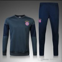 Wholesale Customized Soccer Jersey Thai Quality New Soccer Jersey Real Bayerns Long Sleeve Training Clothing Embroidery