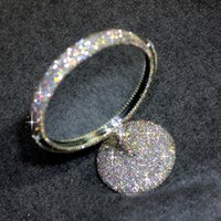 Wholesale Luxury Elegance Cute Style Bling Bling Crystal Diamond Studded Double Make Up Magnification Stand Mirror