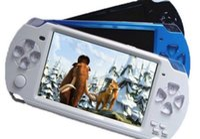 achat en gros de photo lecteur vidéo-4.3inch HD TFT Ecran MP5 Player 8G intégré Jeux Portable Game Player Support TV-OUT Video Music Camera E-book Image