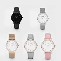 Wholesale Hot Casual Quartz Watch Men Women Top Brand Cluse Stainless Steel Watches Relojes Hombre Horloge Orologio Uomo Montre Homme SPROT WATCH