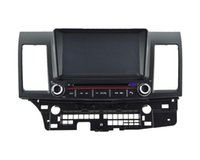 gps tv wince al por mayor-GPS Internet WIFI Bluetooth TV USB SD Radio WinCE / Android reproductor de DVD para mitsubishi outlander 2010 2011