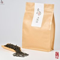 al por mayor té cha oolong-Cha Wu [C] -DaHongPao Té Oolong, 250g Té Grande Oolong Rojo El Original Oolong China Cuidado Saludable Da Hong Pao Té