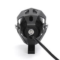 Wholesale 15W XML T6 LED Spotlight Motorcycle Driving Fog Lamp Spot Head Light Lamp