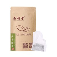 Wholesale Yan Hou Tang Jasmine fragrant green tea bag Made in Taiwan Leisure Natural Health