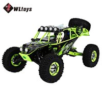 Wholesale WLtoys G Scale Remote Control Electric Wild Track Warrior Car Vehicle Toy