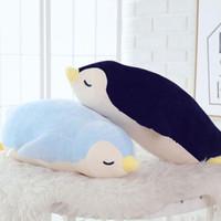 al por mayor pingüino regalos de cumpleaños-1 Pcs 35cm Cute Plush Penguin y juguetes de peluche muñeca suave para los niños los mejores regalos de Navidad regalo de cumpleaños christma
