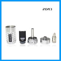 Wholesale 2043 Electronic Cigarette BDC atomizer core High end fashion green pollution free can fit all general batteries Replaceable atomizing core
