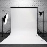 Wholesale 3x5ft Vinyl White Photo Backdrop Photography Studio Background Props