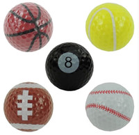 best golf gifts - Sports golf balls double ball for golf best gift for friend