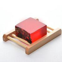 Cheap Rose essential oil handmade SOAP pure natural Whitening Moisturizing Wash your face brighten complexion cleansing bath SOAP