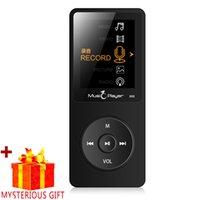 Precio de Pantallas digitales-Venta al por mayor IQQ X02 sin pérdida Digital Hifi Flac deporte audio Mp 3 reproductor de música Mp3 con auriculares FM FM 8gb grabadora de voz altavoz