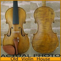 antique levels - A Revolutionary Strings Violin Warm Tone Concerto Level Antique oil varnishing No3614