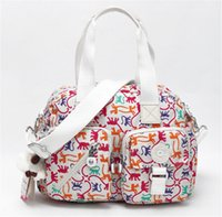 Wholesale new style kip monkey handbag Diagonal shoulder bag backpack
