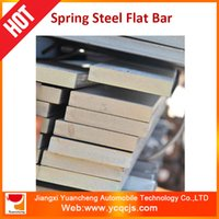 Wholesale SUP9 Leaf Spring Making Spring Steel Flat Bar