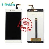 Xiaomi 4 M4 Mi4 Ecran Lcd Ecran Lcd d'origine + remplacement de l'assemblage du panneau tactile Pour Xiaomi Mi4 Téléphone intelligent En stock + Livraison gratuite