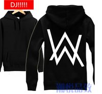 alan longing - Music DJ Divine Comedy Alan Walker faded Coat Hoodies the Same Paragraph Sweatshirts Jacket