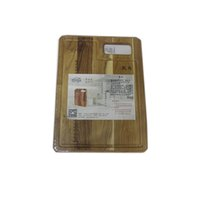 Wholesale Best Cutting Board Chopping Block Natural Grapefruit Wood Kitchen Must Have Makes a Great Gift for Home Cooks and Chefs