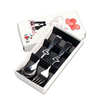 Wholesale Economic wedding favors and gifts tableware set for guests souvenirs