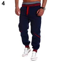 arrival slacks - New Arrival Men Fashion Jogger Dance wear Baggy Harem Pants Slacks Trousers Sweatpants Fashion Leader Choice
