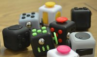 Wholesale New Fashion Toys Fidget Cube Relieve Stress for Adults Children Anxiety Attention Toy