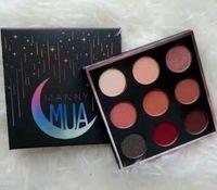 Wholesale 2017 New Makeup Manny MUA Cosmetics Eyeshadow Manny MUA eyeshadow Pressed Powder Kit Palette Long lasting Matte Good Quality